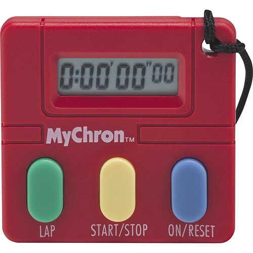 MyChron Timer Set, Pack of 12 | PECO Sales