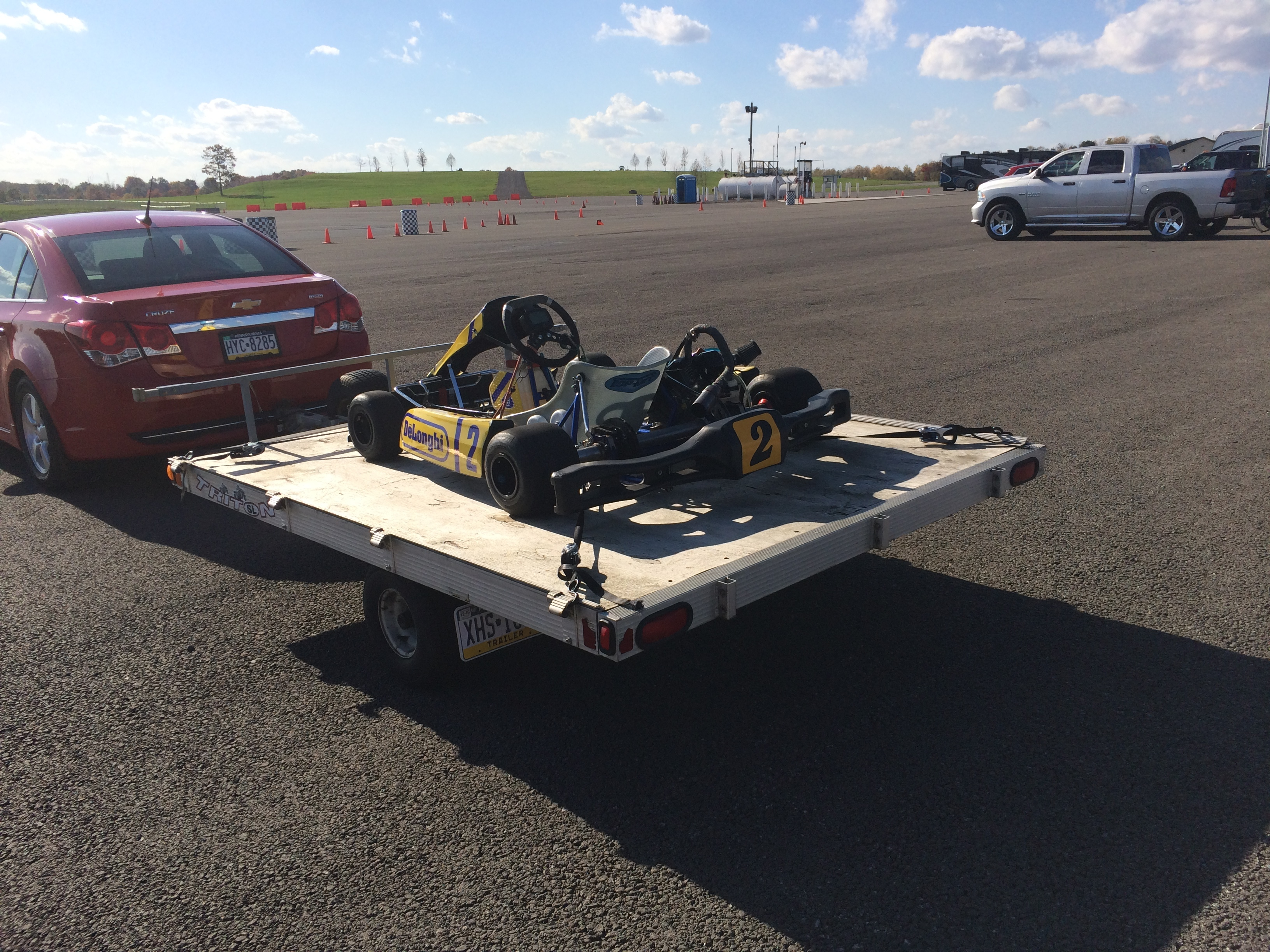 How do you Transport Your Kart? [Pic Topic] - Getting