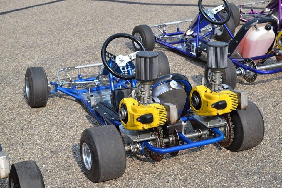 Multi (Dual and more) Engine Karts - (Extra) Badass Karts: Vintage
