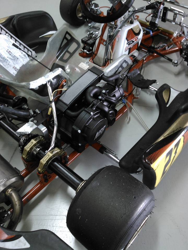 Turbocharged Diesel Two Stroke Engine Concept By Roland