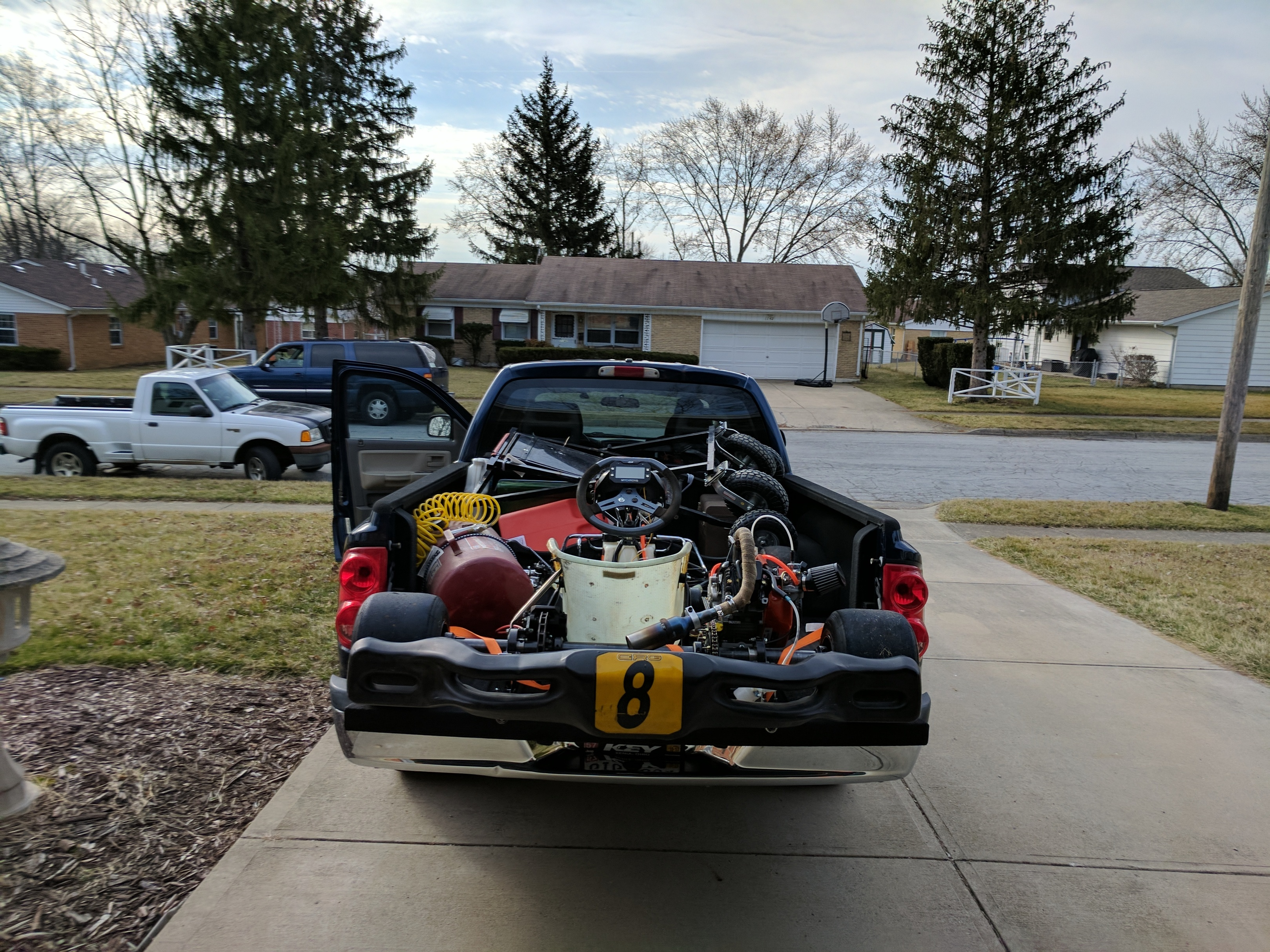 How Do You Transport Your Kart Pic Topic Getting Started In