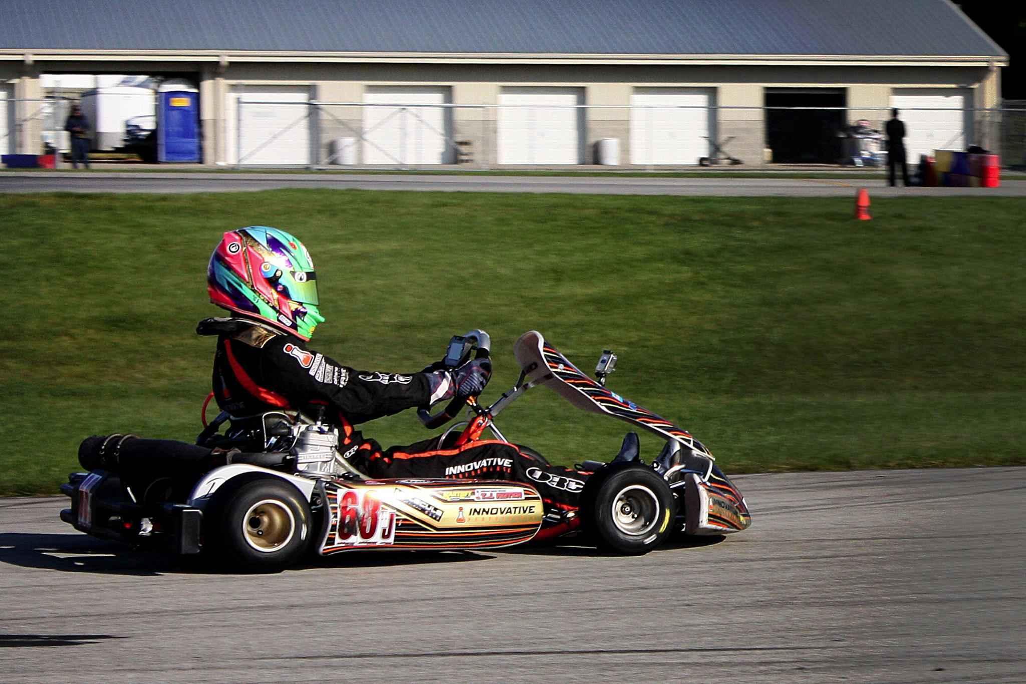 NEW Racing Go Kart Extreme Tilt Steering Wheel
