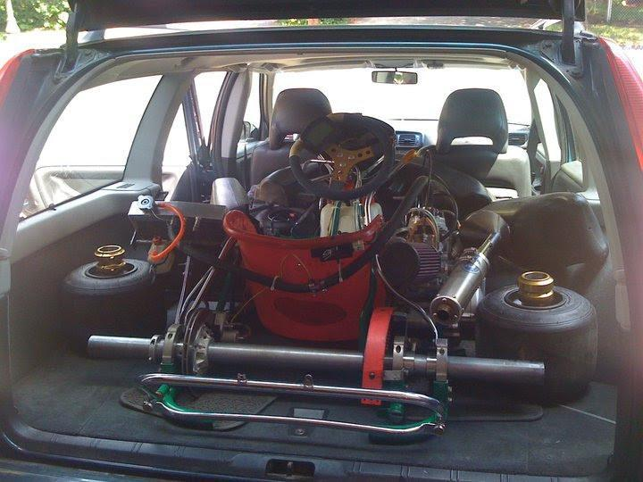How Do You Transport Your Kart Pic Topic Getting
