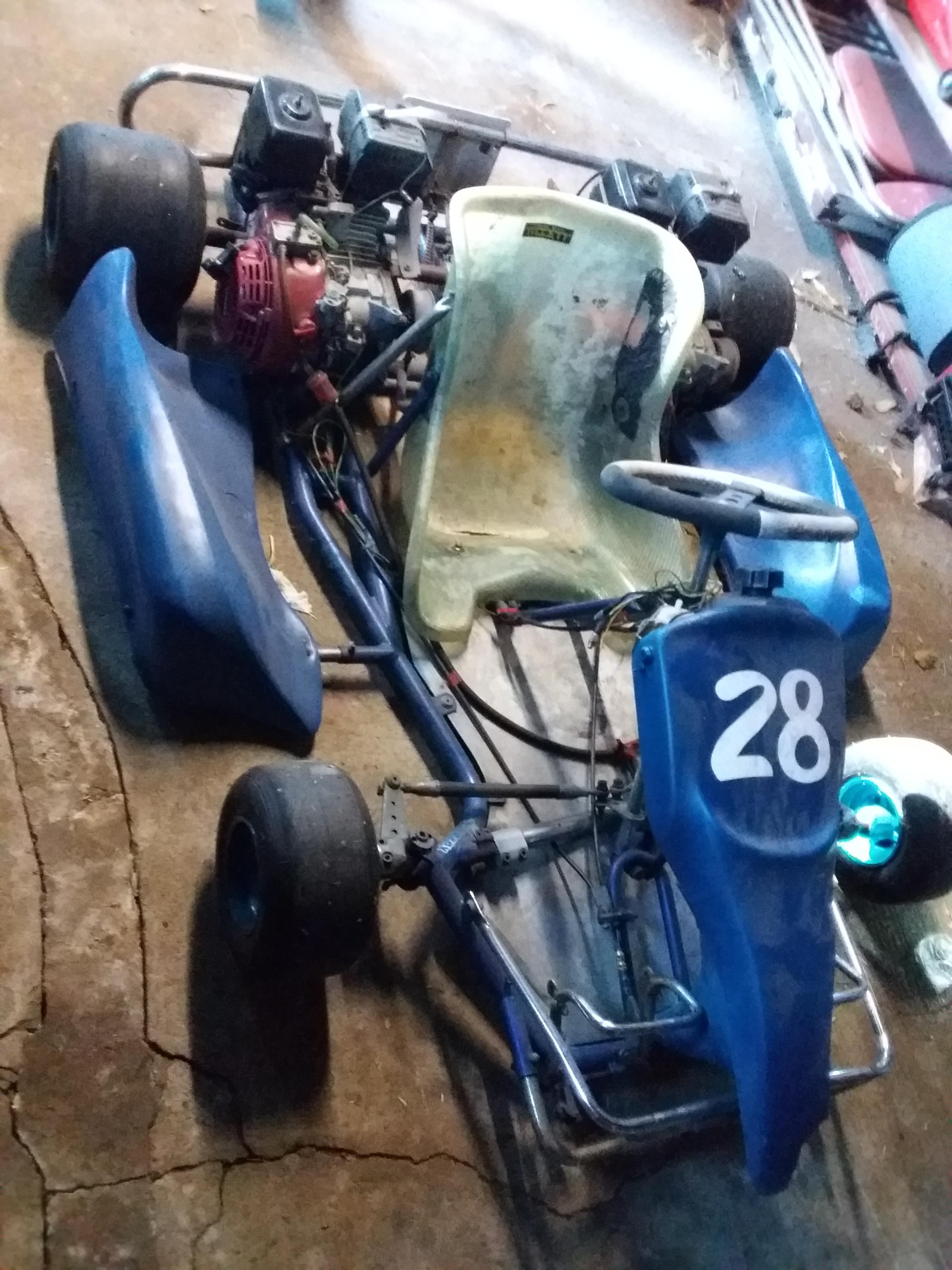 Energy dual engine kart - KartPulse Forums: Karting's