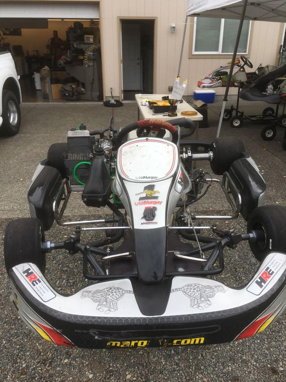 Visited Huggler Racing Engines in Tacoma, WA today - KartPulse