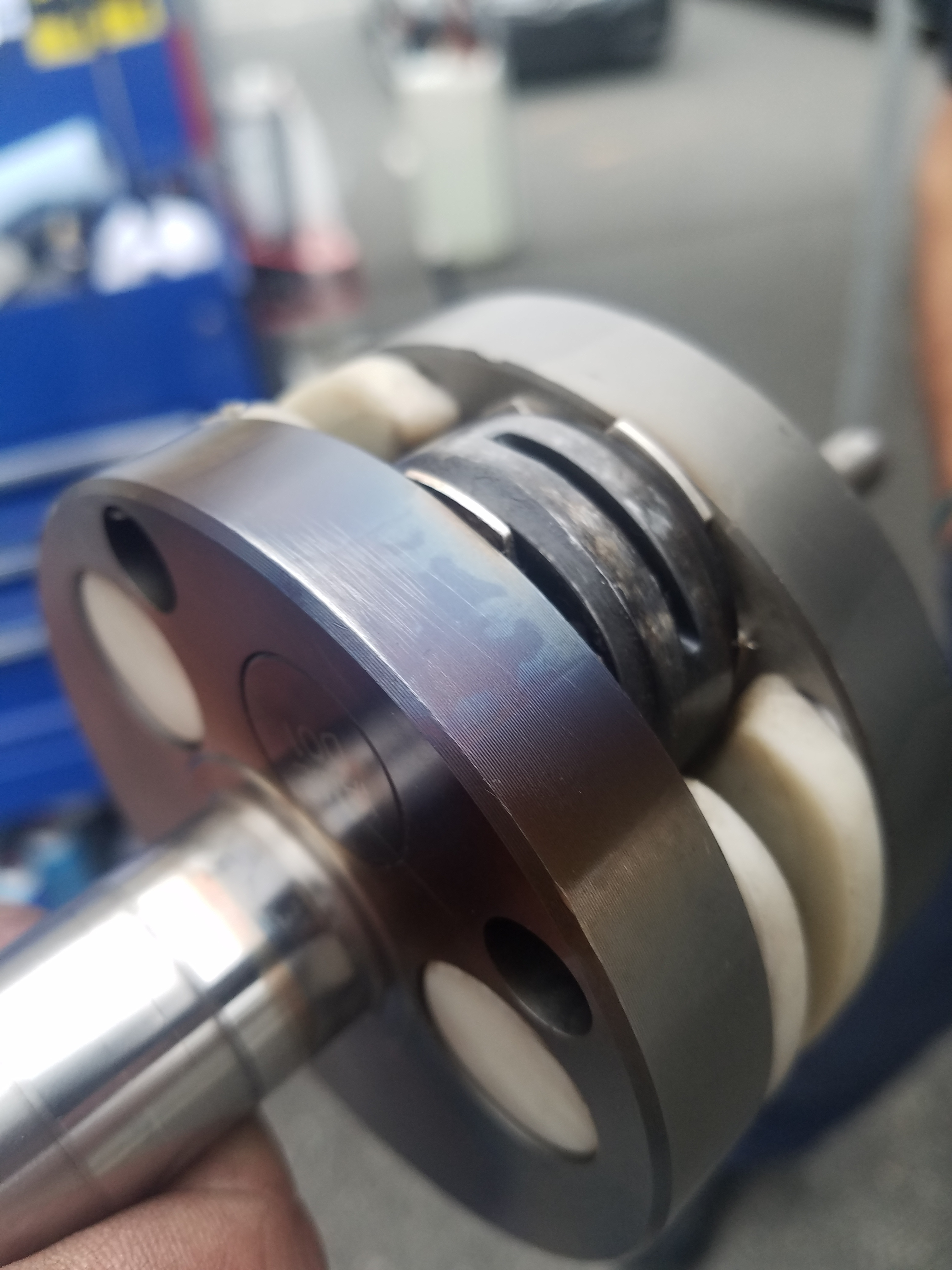 KA100 rod bearing failure - 2 Stroke Engine Help and Discussion