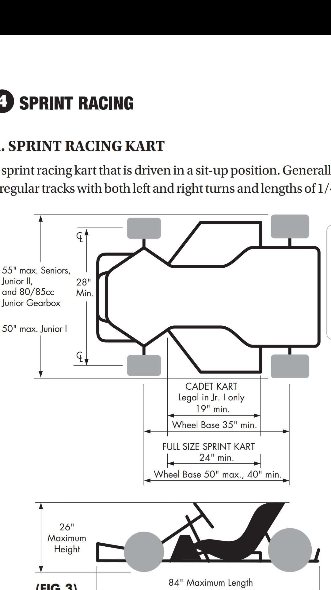 How To Measure Wheel Base >> Measuring Track Width Kartpulse Forums Karting S Fastest Growing