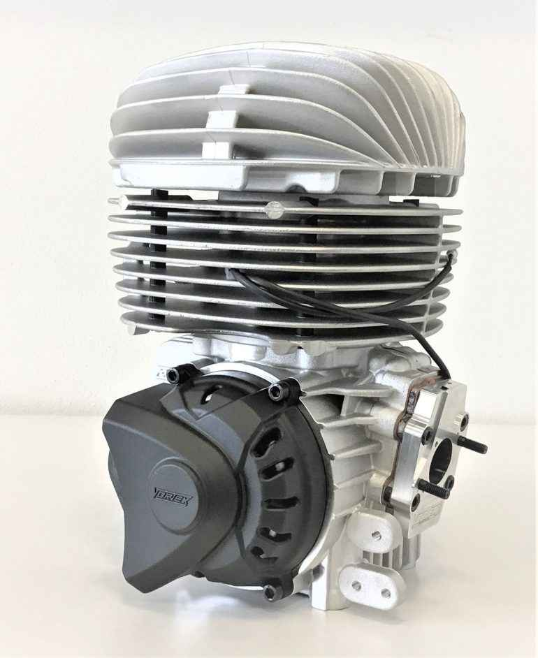 New Vortex ROK VLR 100cc for Karting - 2 Stroke Engine Help and
