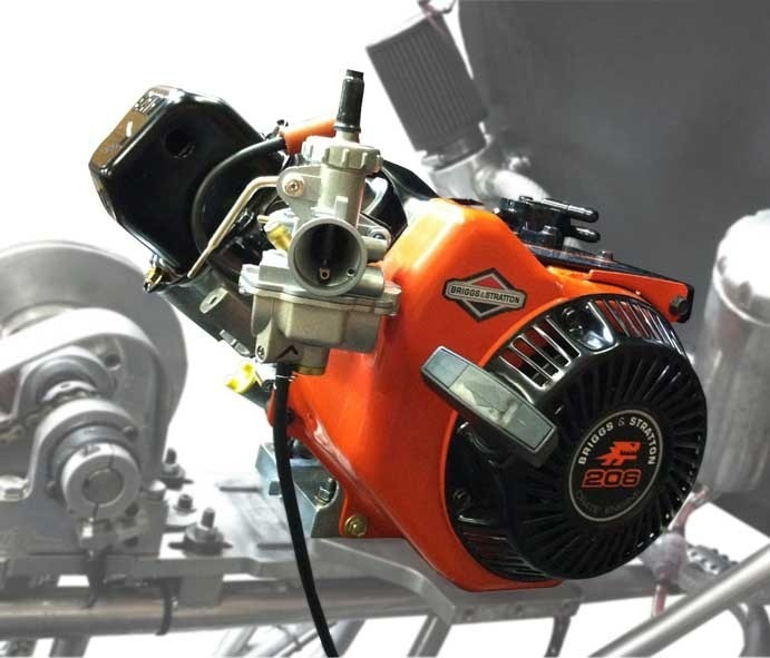 LO206 carb setting - 206 - 4 Stroke Engine Help and Discussion