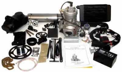 Leopard MY09 kit