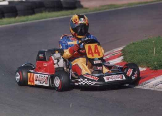 4 Stroke engines and karting (beyond LO206) - 4 Stroke